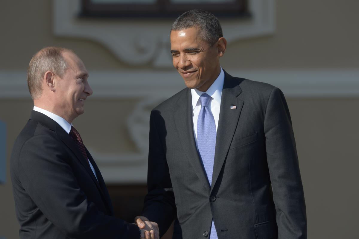 СМИ: «Поединок с Обамой Путин закончил нокаутом»