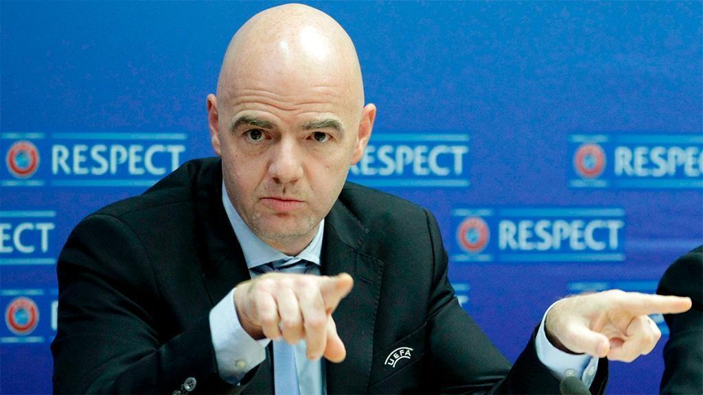 США помогут ФИФА отыскать альтернативу РФ для проведения ЧМ— Американский сенатор