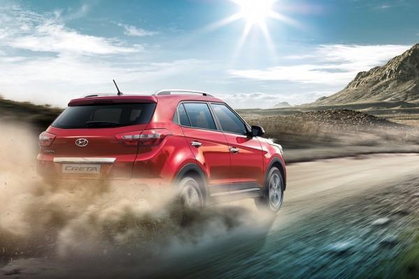 Новый Hyundai Creta стал еще одним бестселлером компании