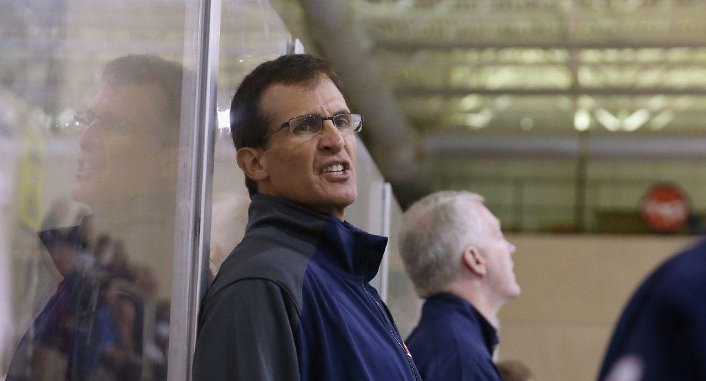 Тренеры русских иамериканских хоккеистов непожали руки после матча