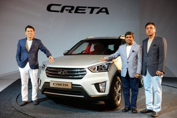 Hyundai начнёт отгрузки Creta в начале августа