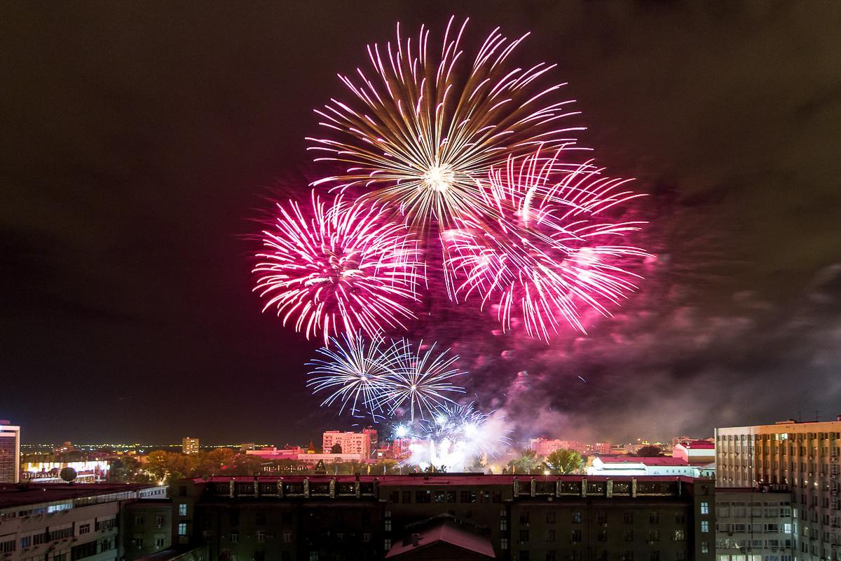 День города Саратова 2017: программа мероприятий, салют – в какое время и где состоится