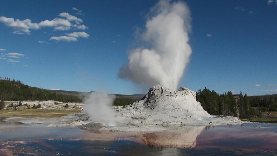 Йеллоустоун недурно трясет: тревожный сигнал поступил из самой кальдеры опасного вулкана