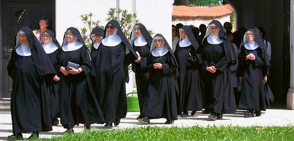Половая жизнь монахинь