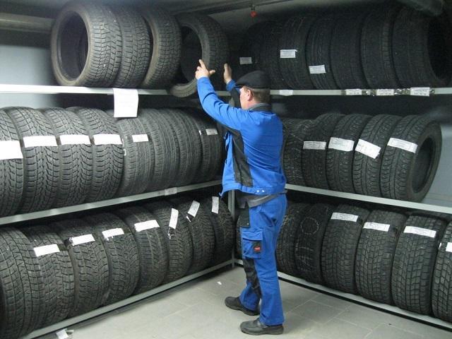 Главные ошибки при зимнем хранении шин: как хранить шины правильно