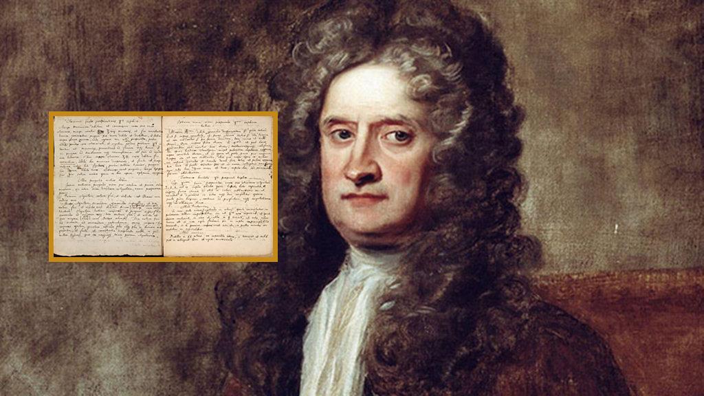Конец света и его точная дата обнаружены в послании Исаака Ньютона