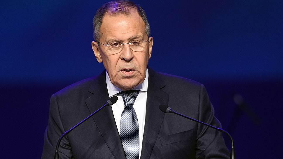 Лавров предупредил Порошенко: один шаг и последует колоссальная ошибка