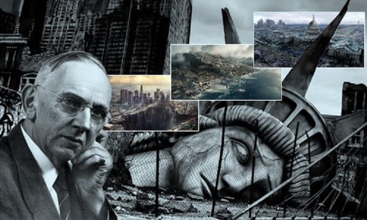 Пророчества Эдгара Кейси начинают сбываться: извержение Везувия грозит катастрофой жителям США