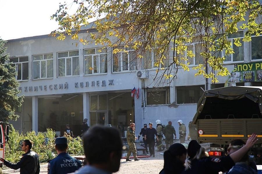 О содержимом флешки керченского стрелка рассказали СМИ