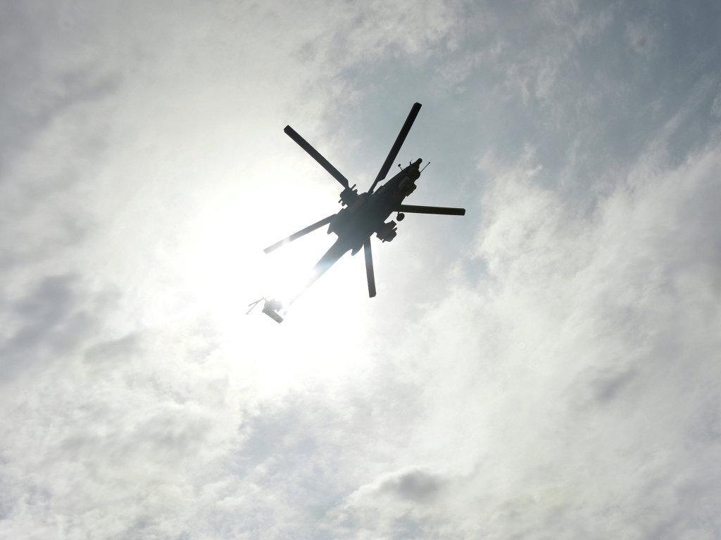 В Сирии террористы сбили российский Ми-8 с 5 гражданами РФ