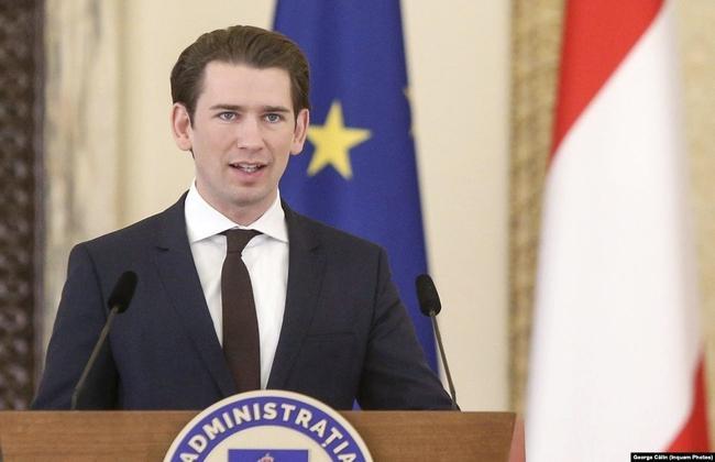 Досрочные выборы пройдут в Австрии в связи со скандальной  отставкой вице-канцлера