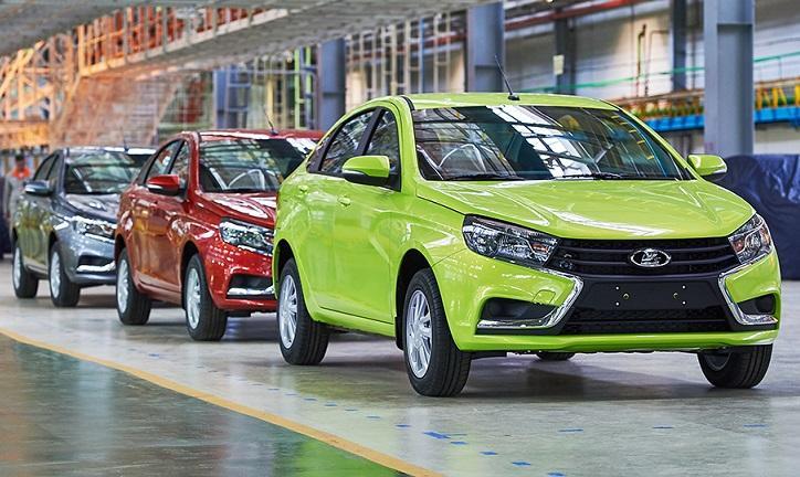 LADA упали в цене: «АвтоВАЗ» объявил о снижении стоимости четырех моделей