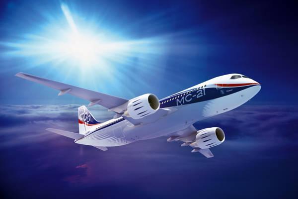 Новейший российский самолет МС-21 имеет преимущества перед Airbus и Boeing — СМИ