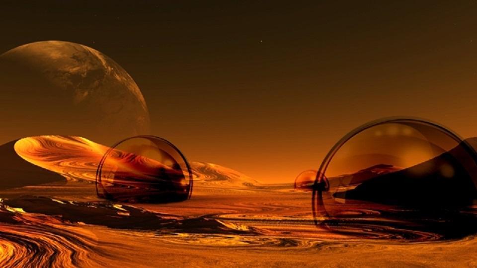 На Марсе нашли куполообразные сооружения, скрывающие инопланетян
