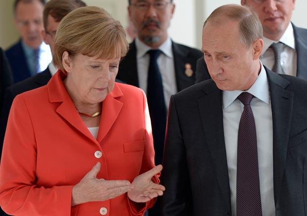 Меркель заявила, что только Россия способна обеспечить безопасность в Европе