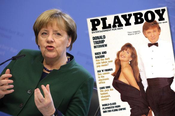 Меркель и Playboy