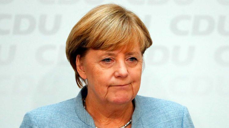 Ангелу Меркель по ошибке приняли за супругу Эммануэля Макрона