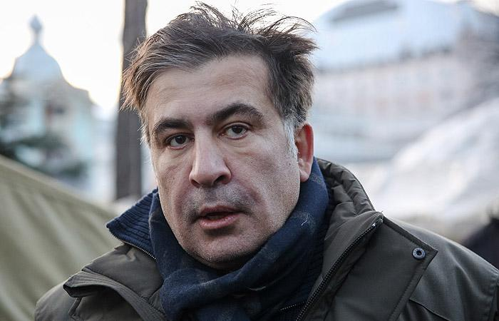 Mihail Saakashvili