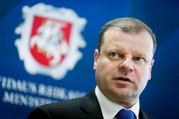 Премьер Литвы заявил о необходимости восстановить прерванные контакты с Россией