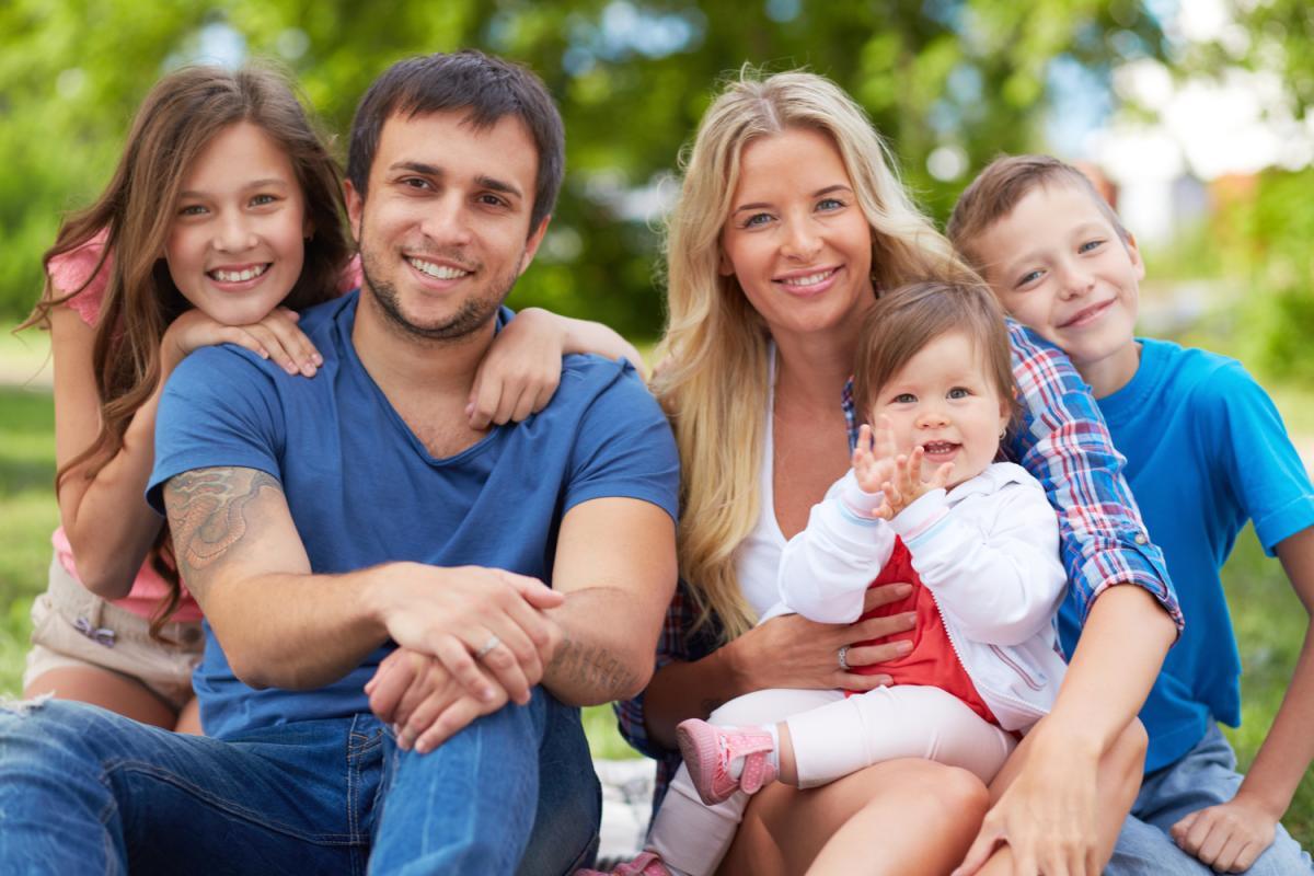 Многодетные семьи могут получить льготы по налогам на имущество