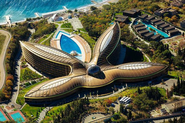 Крымский курортный комплекс признан лучшим в Европе