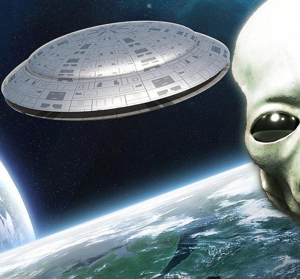 Неопровержимые факты существования НЛО в небе и под водой