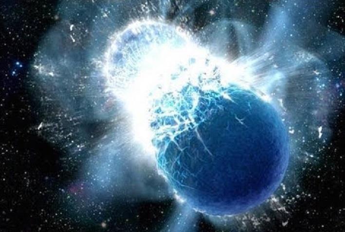 Житель Урала увидел в приближающемся к Земле неопознанном объекте признаки надвигающейся катастрофы
