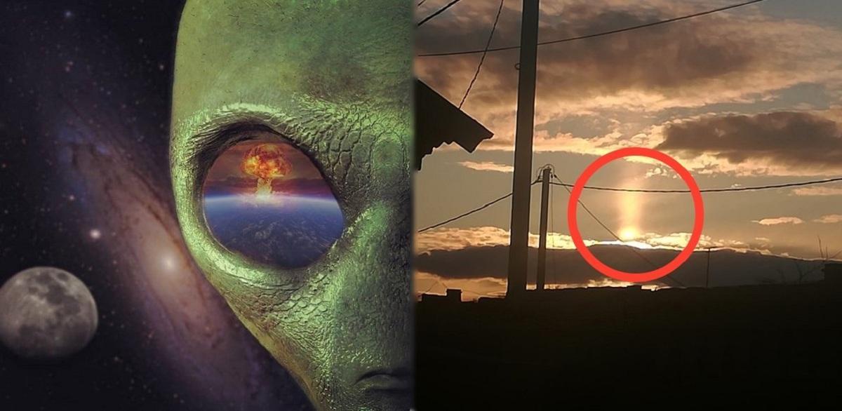 Новые доказательства существования Нибиру появились в сети: пришельцы тестируют новое оружие