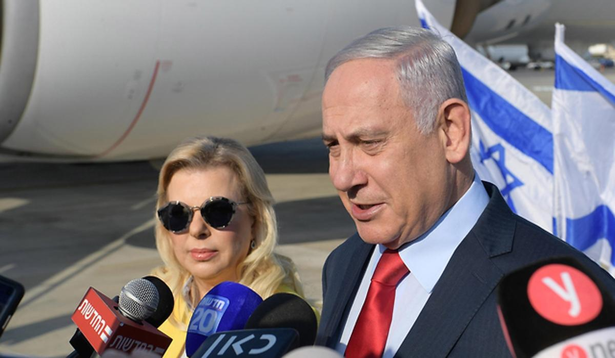 В Киеве отреагировали на критику супруги Биньямина Нетаньяху