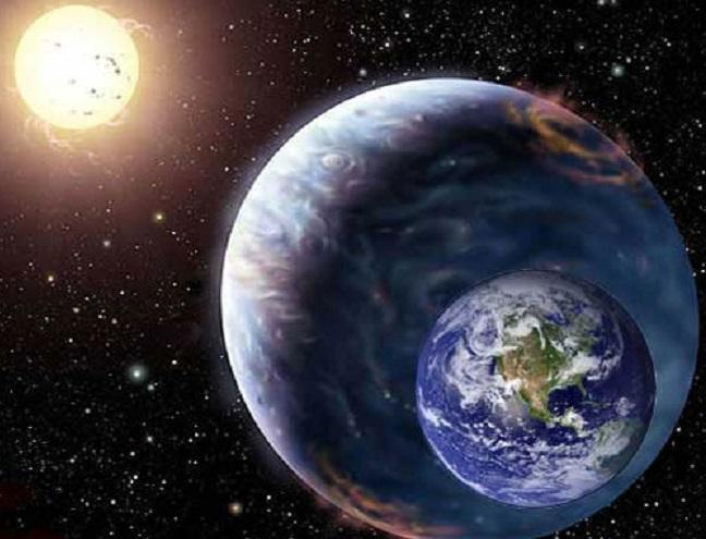 Конспиролог перенес столкновение планеты Нибиру сЗемлей на 2060-й год