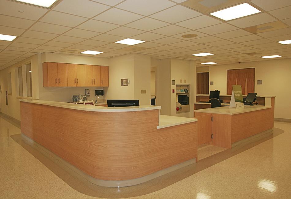 Пустая больница
