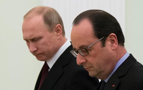Франция начала наносить авиаудары по боевикам в Сирии