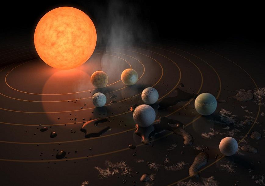 Обнаружена вторая Солнечная система: сенсационное открытие NASA