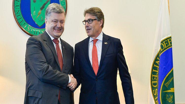 США и Украина договорились препятствовать строительству «Северного потока-2»