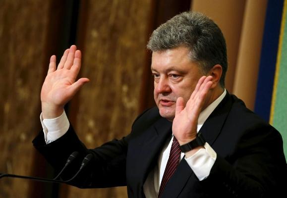 Поршенко раскалывает Украину