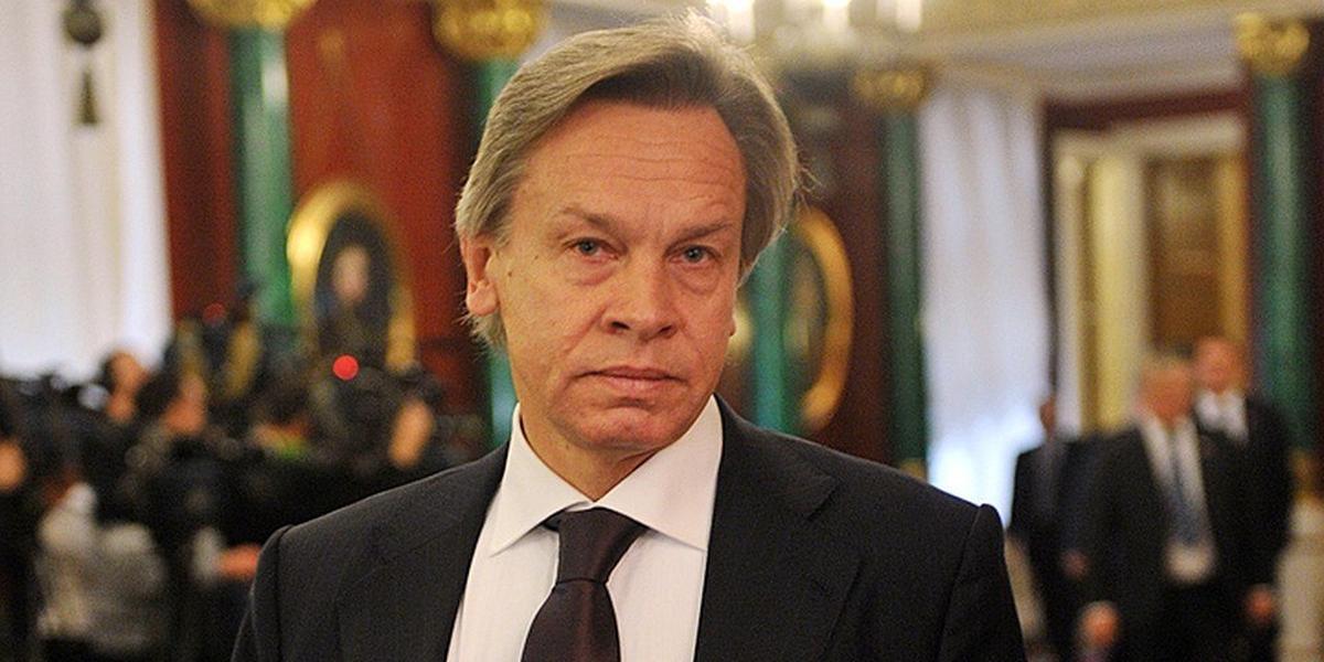 """Пушков: ПМЭФ доказал, что слово """"изоляция"""" России можно забыть"""