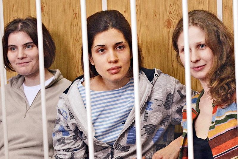 Минюст подал жалобу на решение ЕСПЧ, которое обязывает выплатить компенсацию Pussy Riot