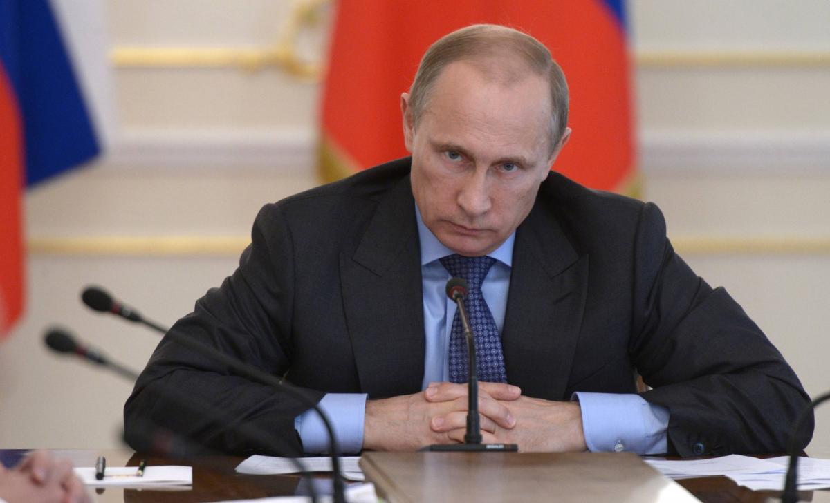 Владимир Путин заявил о готовности России вести совместно с ЛАГ борьбу с международным терроризмом