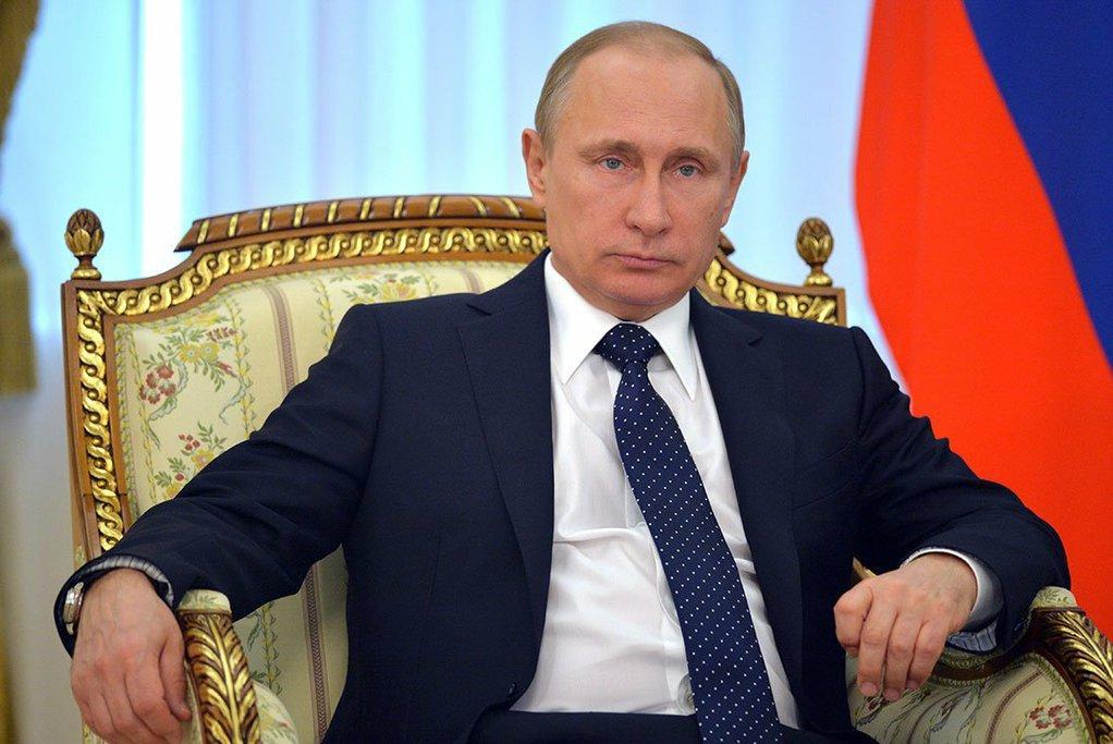 Владимир Путин подписал указ об увеличении штатной численности ВС РФ