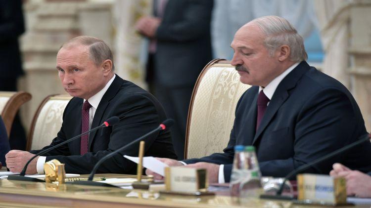 Путин и Лукашенко поспорили о тарифах на российский газ