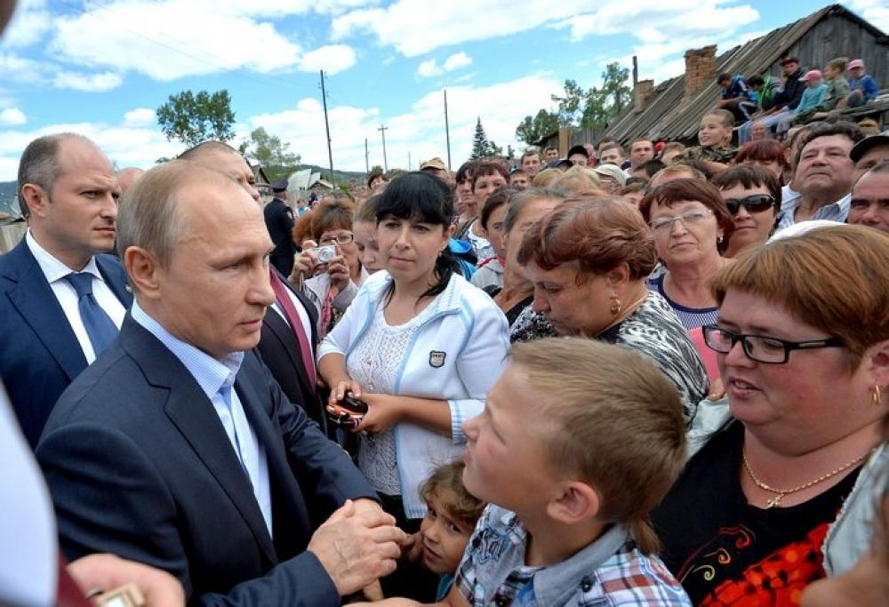 Ростовчане просят президента оставить статус Ростова без изменений