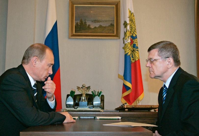 Путин поручит генпрокурору внимательно рассмотреть дело правозащитника Пономарева