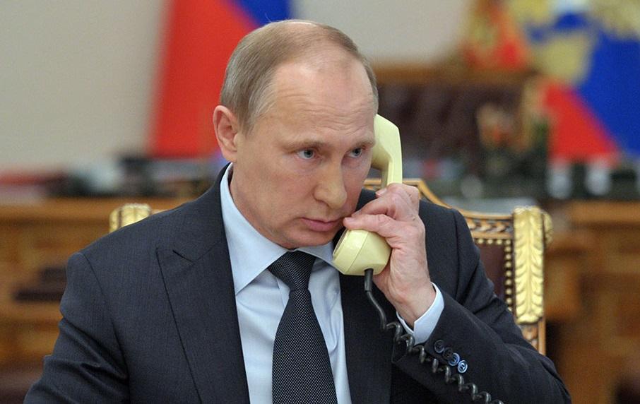 Путин поддержал Мадуро во время телефонного разговора