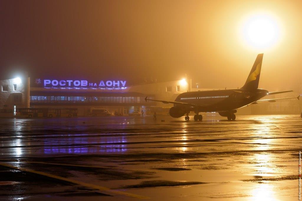 В аэропорту Ростова начали использовать авиационные контейнеры