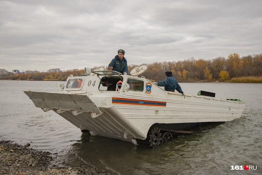 В Ростове завершилась эвакуация людей и машин с Зеленого острова