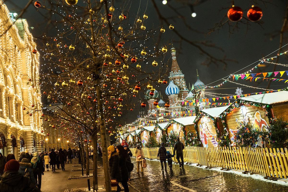 Новогодние и рождественские ярмарки в Москве 2017-2018: где и когда будут проходить