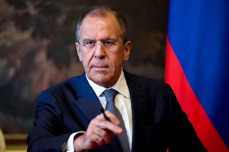 Сергей Лавров сделал заявление НАТО