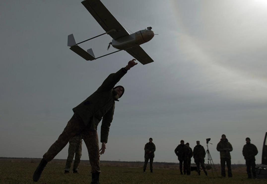 США играют по-серьезному: американский беспилотник замечен у российской границы – СМИ