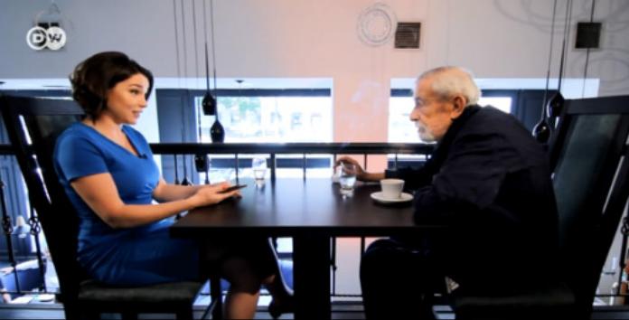 интервью Кикабидзе немецкому DW