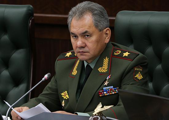 """Сергей Шойгу призвал Пентагон """"не наступать на одни и те же грабли"""""""
